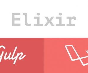 Hướng dẫn sử dụng Laravel Elixir Laravel Mix