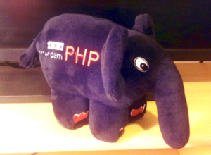 AmsterdamPHP ElePHPant