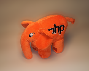PHP Architect's Orange ElePHPant
