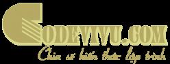 CODEVIVU.COM | Chia Sẻ Kiến Thức Lập Trình