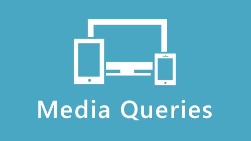 CSS Responsive media query cho các thiết bị cơ bản